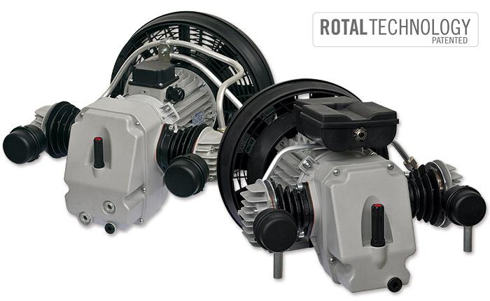Comtek Coaxial Compressor Pumps