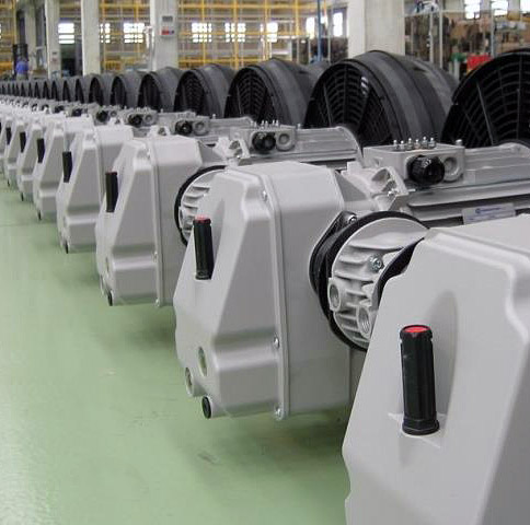 Comtek Air Compressors Factory