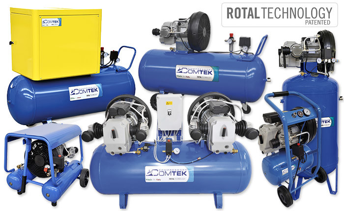 Comtek Compressor Groups